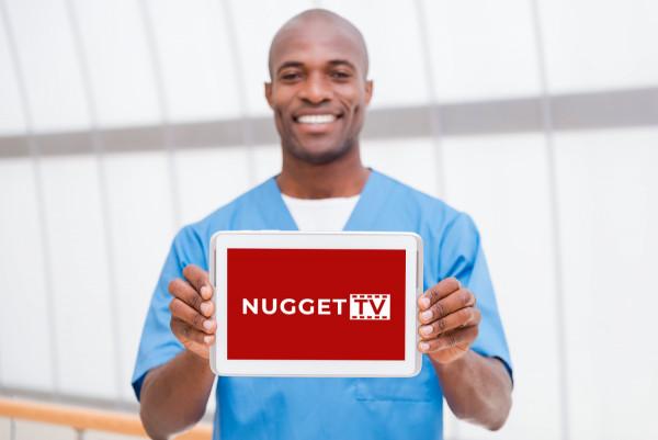 Sample branding #1 for Nuggettv
