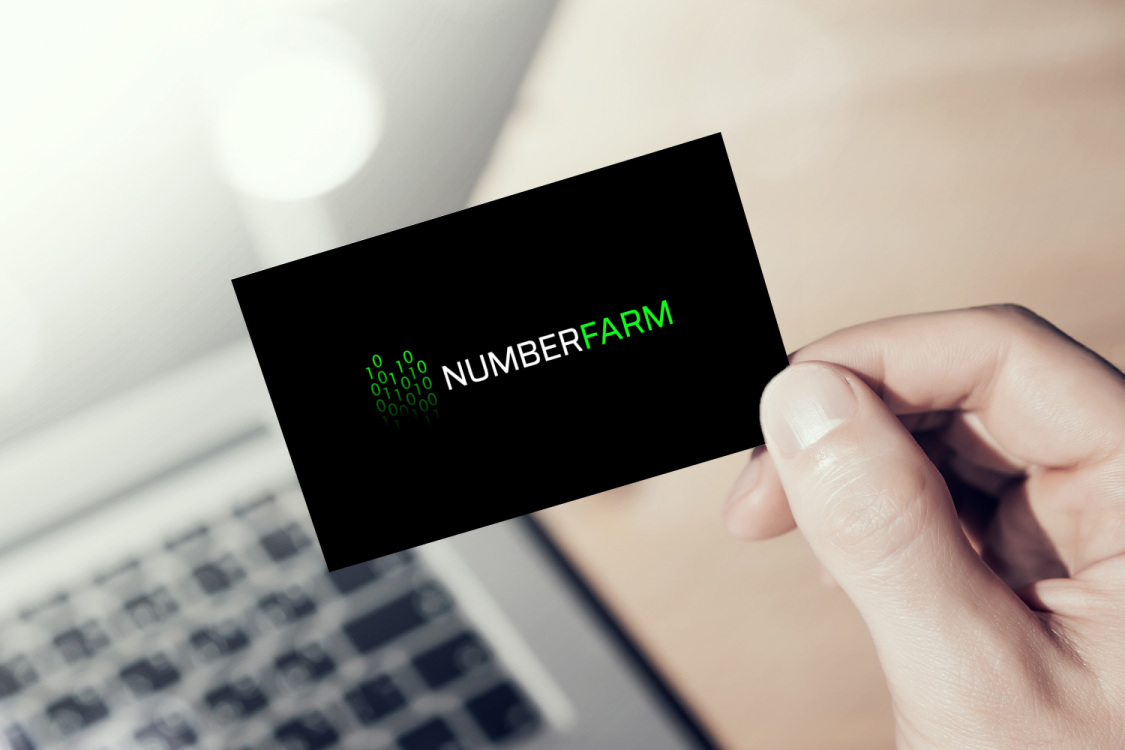 Sample branding #2 for Numberfarm