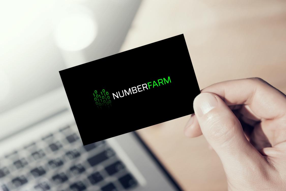 Sample branding #3 for Numberfarm
