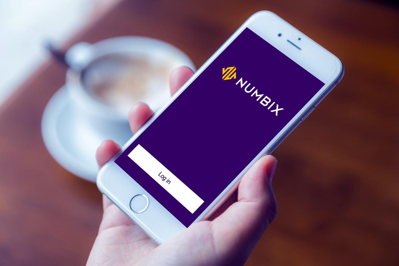 Sample branding #3 for Numbix