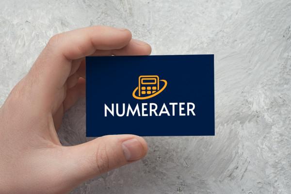 Sample branding #2 for Numerater