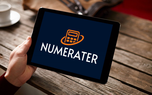 Sample branding #1 for Numerater
