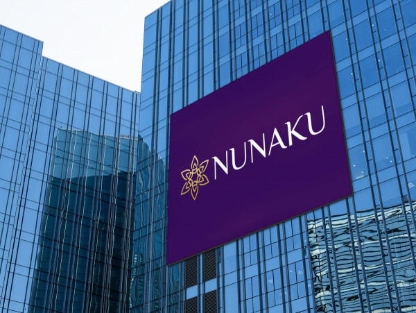 Sample branding #3 for Nunaku