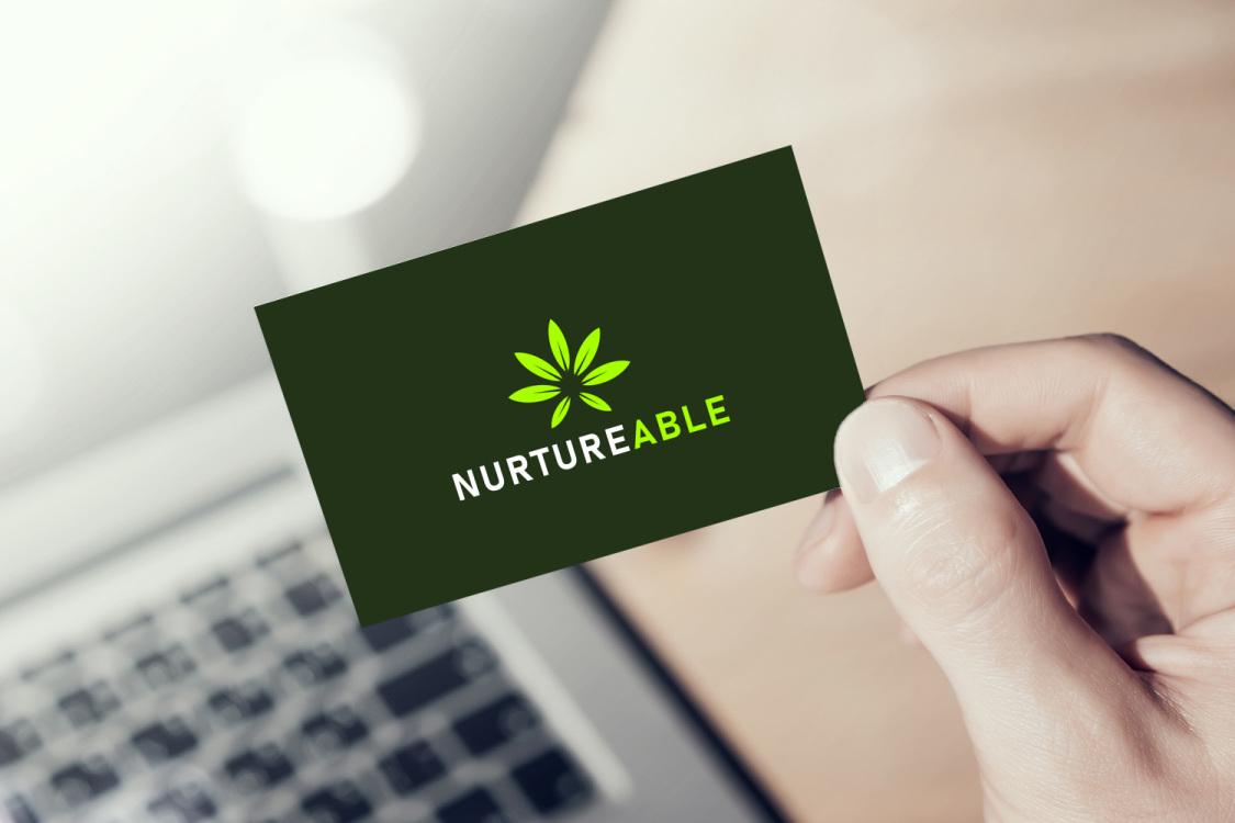 Sample branding #1 for Nurtureable
