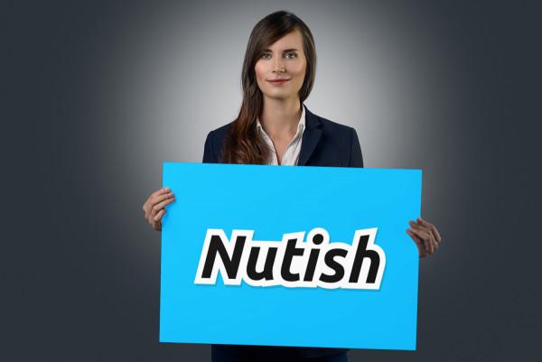 Sample branding #2 for Nutish