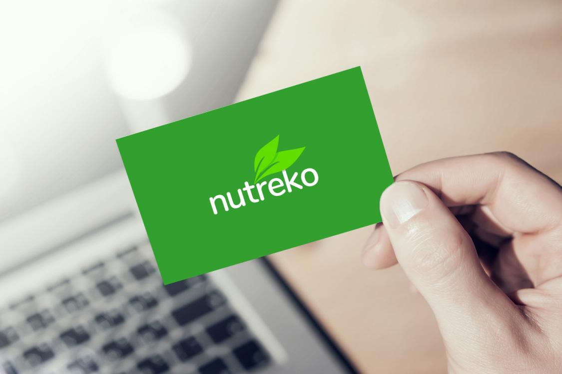 Sample branding #3 for Nutreko