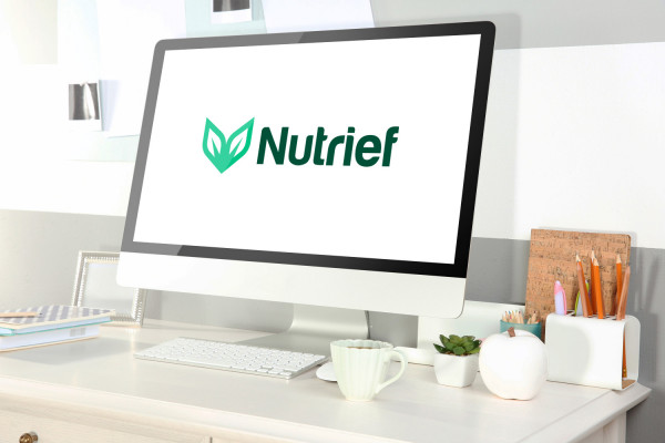 Sample branding #1 for Nutrief