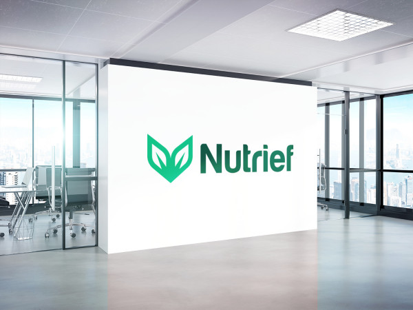 Sample branding #2 for Nutrief