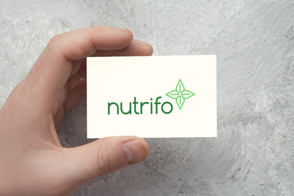 Sample branding #1 for Nutrifo