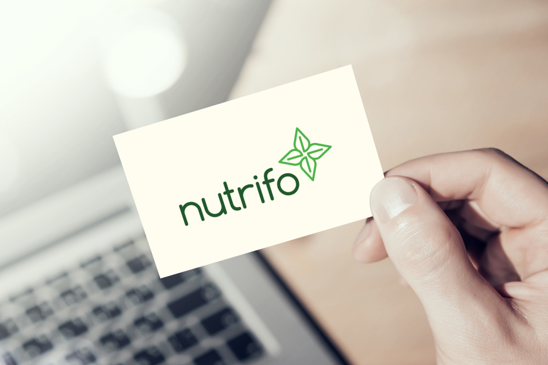 Sample branding #3 for Nutrifo