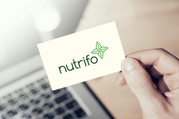 Sample branding #3 for Nutrifo