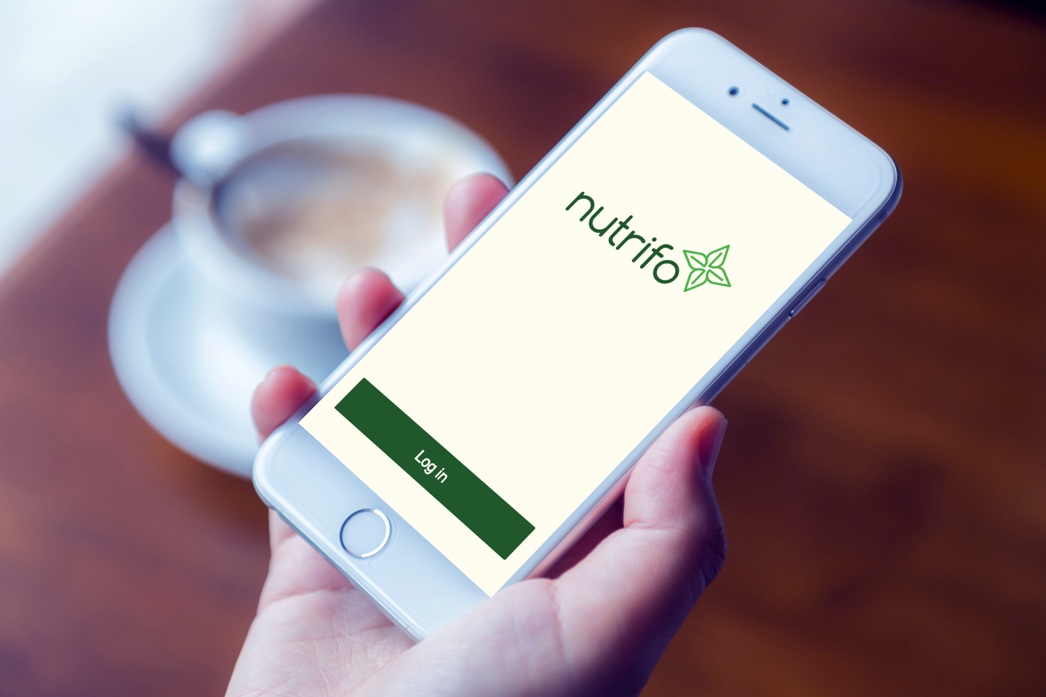 Sample branding #2 for Nutrifo