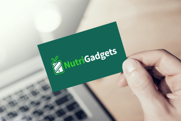 Sample branding #3 for Nutrigadgets