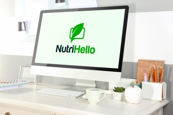 Sample branding #2 for Nutrihello