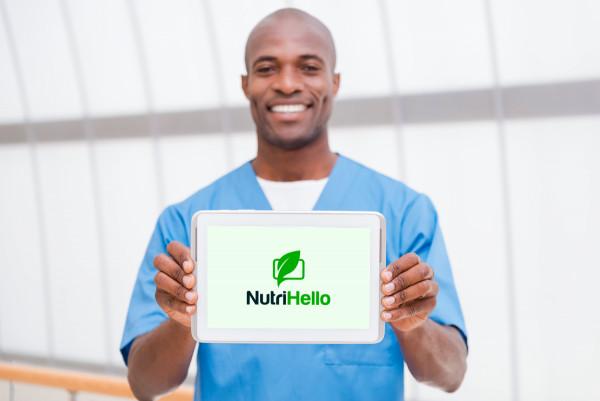 Sample branding #1 for Nutrihello