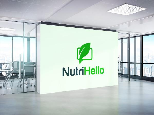 Sample branding #3 for Nutrihello