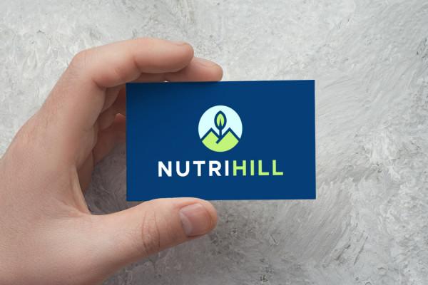 Sample branding #2 for Nutrihill