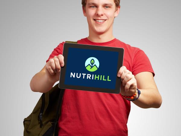 Sample branding #1 for Nutrihill