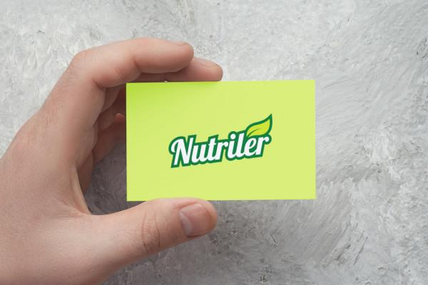 Sample branding #3 for Nutriler