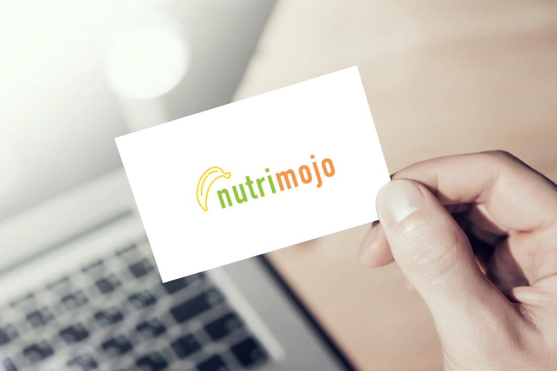 Sample branding #2 for Nutrimojo