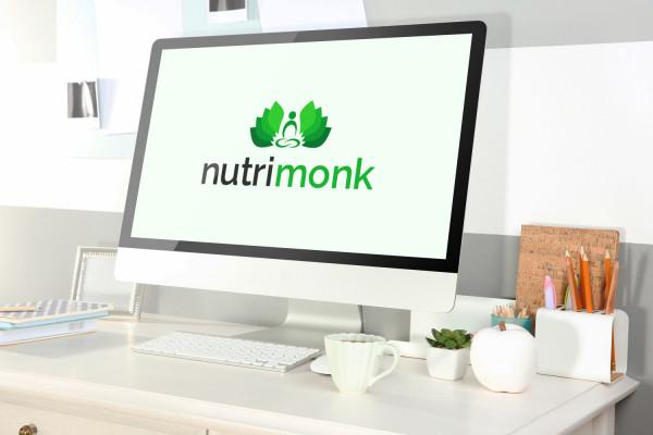 Sample branding #3 for Nutrimonk