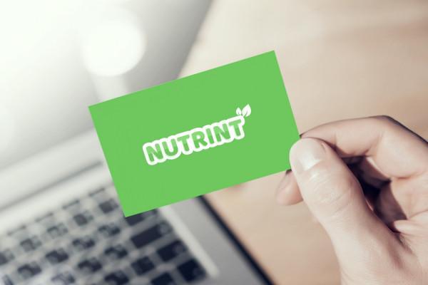 Sample branding #2 for Nutrint