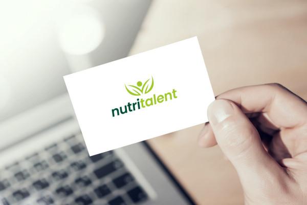 Sample branding #1 for Nutritalent