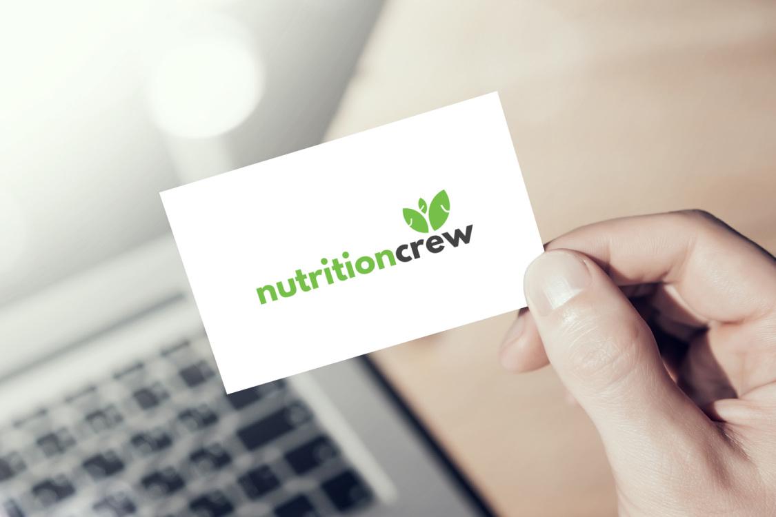 Sample branding #2 for Nutritioncrew