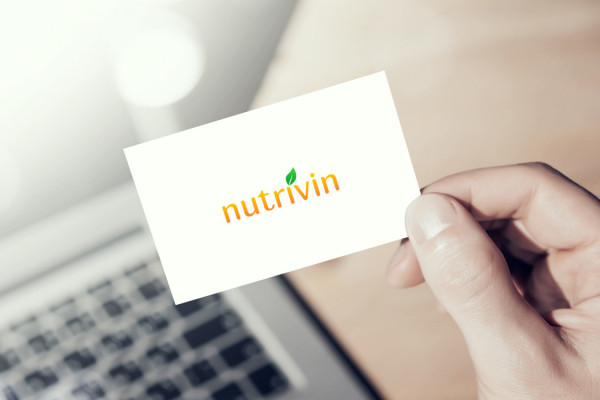 Sample branding #3 for Nutrivin