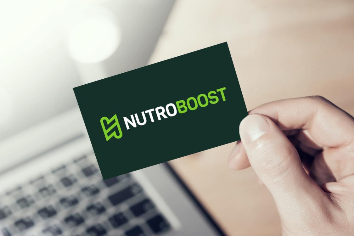 Sample branding #3 for Nutroboost