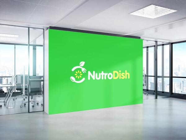 Sample branding #2 for Nutrodish