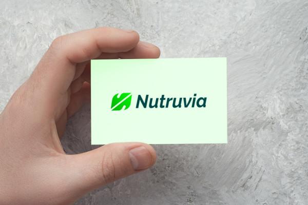Sample branding #2 for Nutruvia