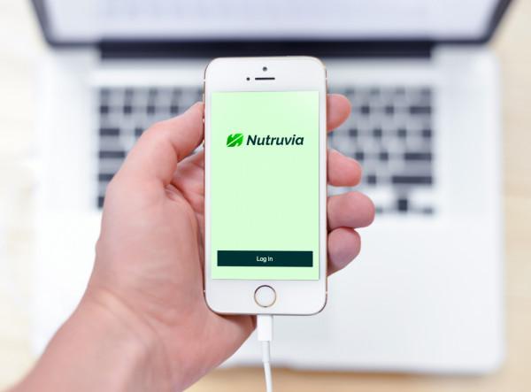 Sample branding #1 for Nutruvia
