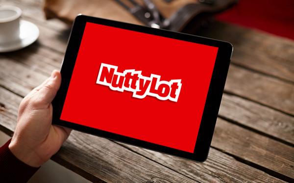 Sample branding #1 for Nuttylot