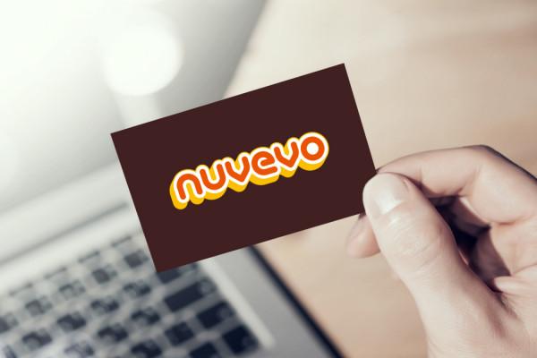 Sample branding #1 for Nuvevo