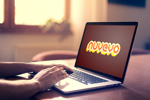 Sample branding #1 for Nuvevo