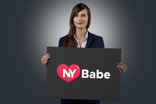 Sample branding #2 for Nybabe