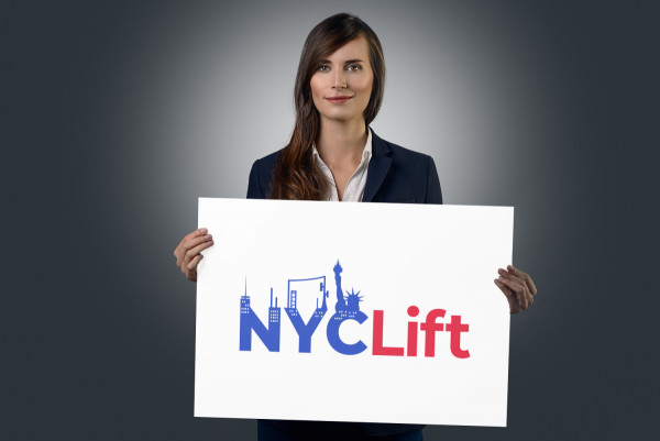 Sample branding #3 for Nyclift