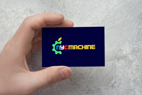 Sample branding #1 for Nycmachine