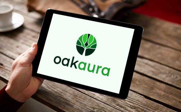 Sample branding #3 for Oakaura