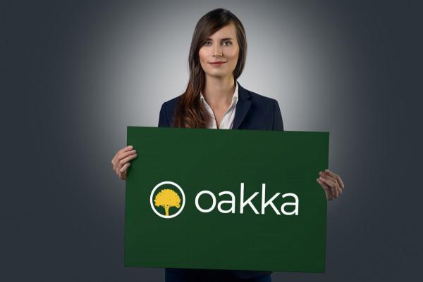 Sample branding #3 for Oakka