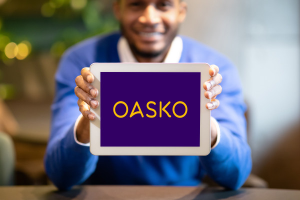 Sample branding #1 for Oasko