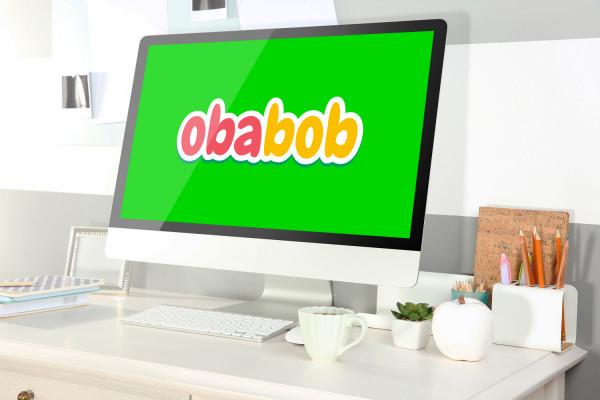 Sample branding #3 for Obabob