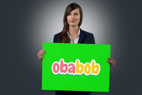 Sample branding #2 for Obabob