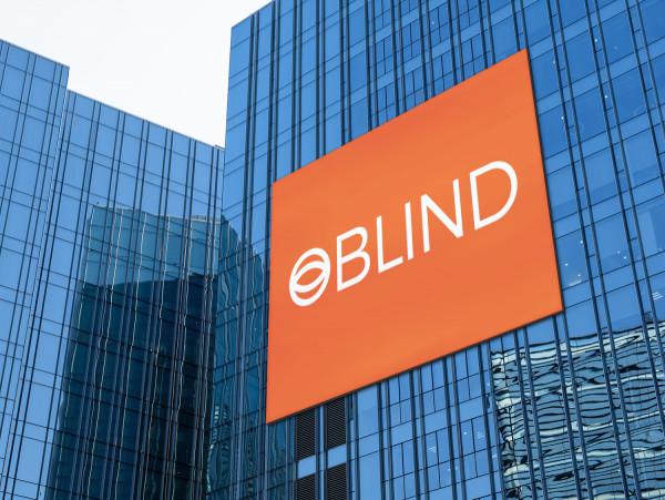 Sample branding #1 for Oblind