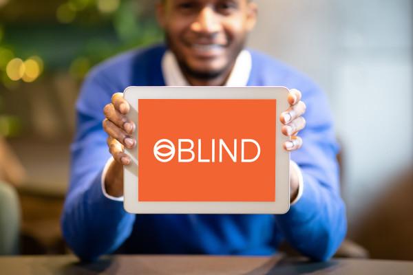 Sample branding #3 for Oblind