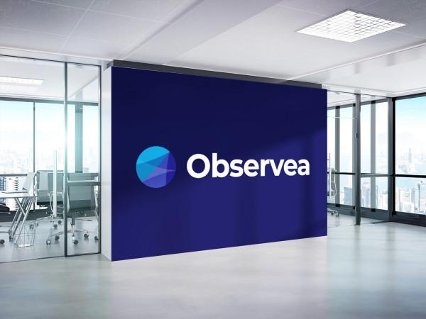 Sample branding #3 for Observea