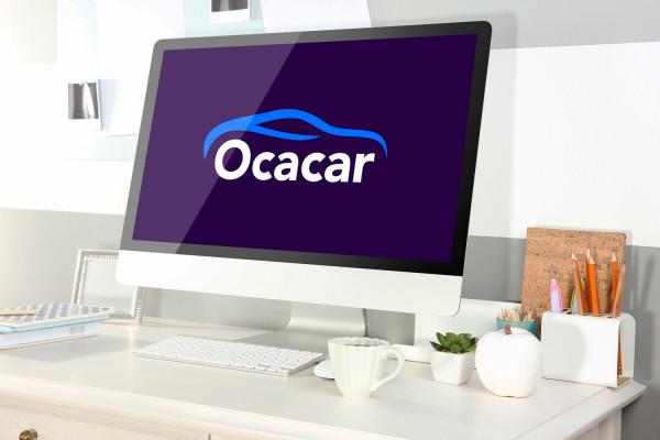 Sample branding #3 for Ocacar