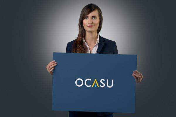 Sample branding #3 for Ocasu