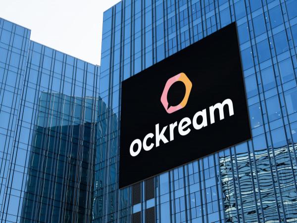 Sample branding #1 for Ockream